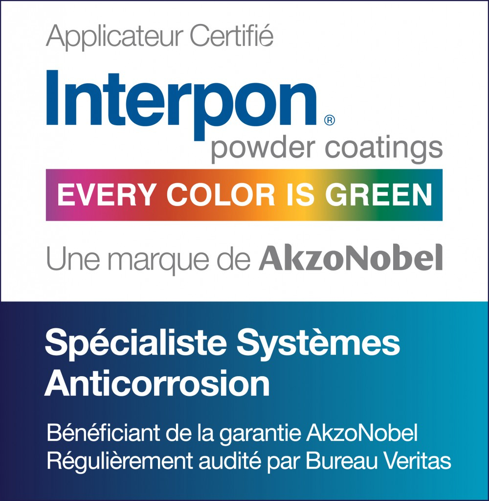 Applicateur certifié Interpon