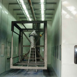 traitement anticorrosion de l'acier